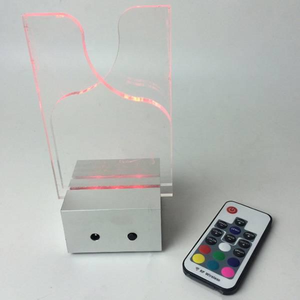 POS Retail Illuminated Display Stand