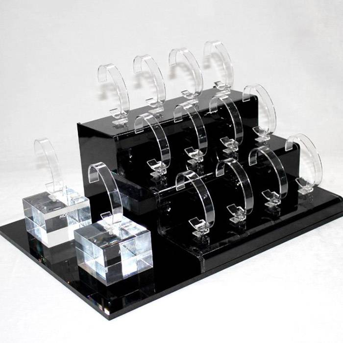 POS Retail Acrylic Watch Display Solutions