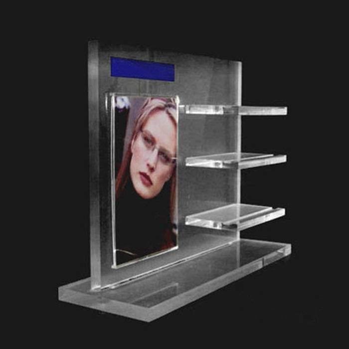 POS Retail Acrylic Sunglasses Display Solutions