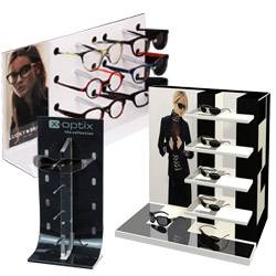 Acrylic Sunglass Display Stands