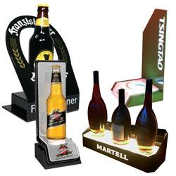 retail wine display stand