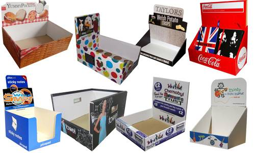 Cardboard Display Boxes