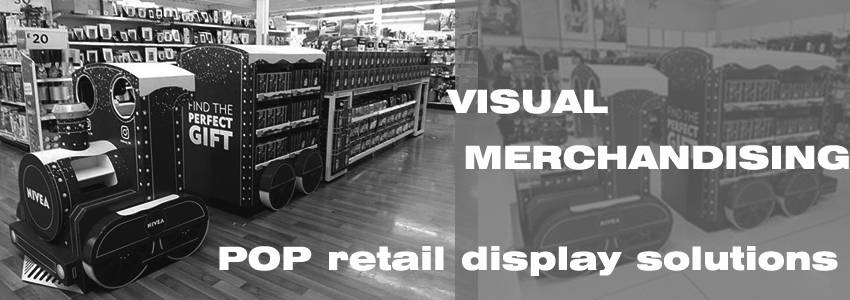 POP retail display solutions