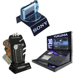 POSM Retail Electronic Display Stand