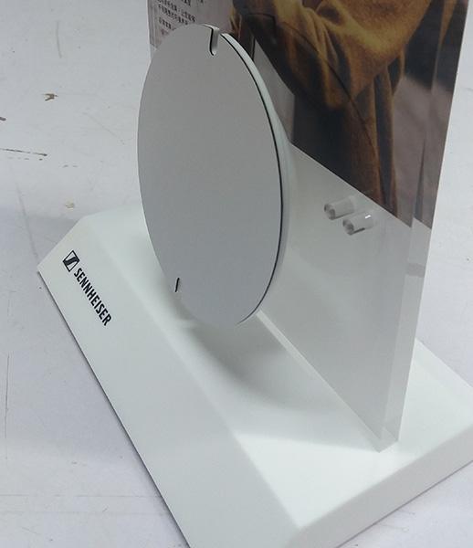 Sennheiser Headphones Acrylic Retail Display Solutions