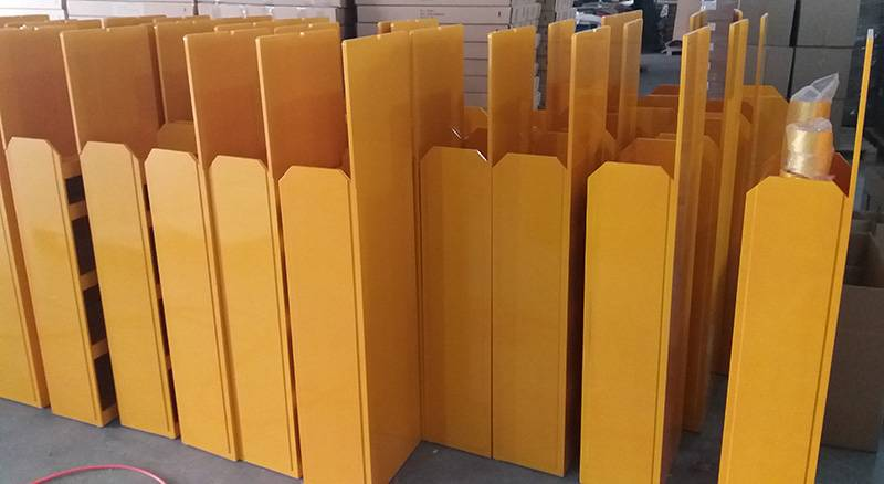Tiger Balm POS Wooden Retail Display Solutions