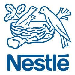 Nestlé Milk Powder POS Retail Display Stand
