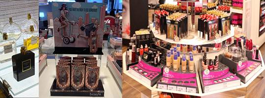 POS Retail Perfume Display Solutions