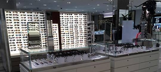 POS Sunglasses Display Stand