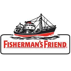 Fisherman's Friend Retail Countertop Display Shelf