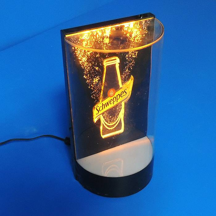 POS Retail Illuminated Display Stand