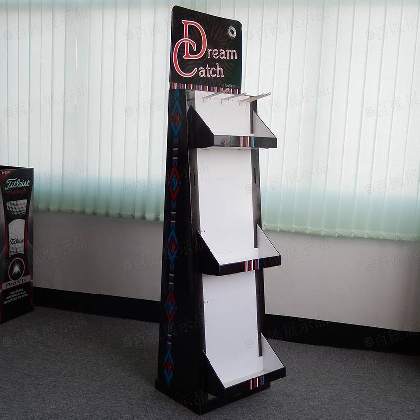 Cardboard and Corrugated Point of Purchase Display