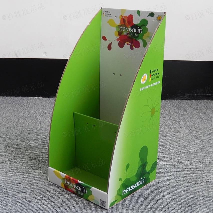 Herbacin Skin Care Cream Corrugated Counter  Display