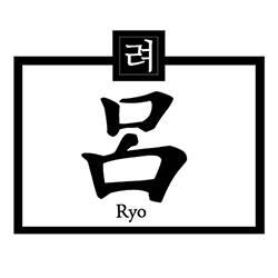 Ryo Shampoo On Shelf Deco Acrylic Retail Display