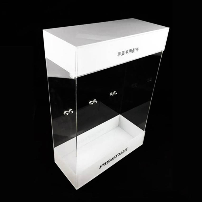 Cell Phone Accessory Display Stand