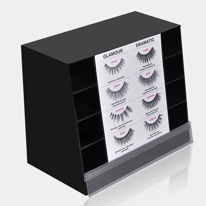 Acrylic Eyelash Display Case