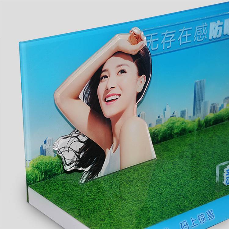 Retail Counter Sunscreen Display Stand