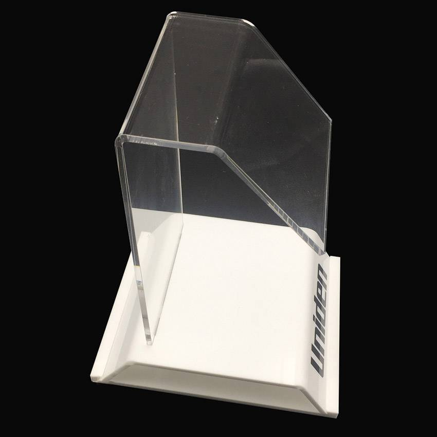 Uniden Acrylic Counter Display Stand