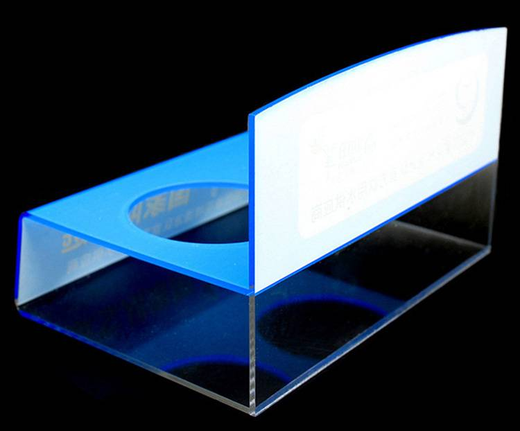 Acrylic Display Stand for Water Bottle