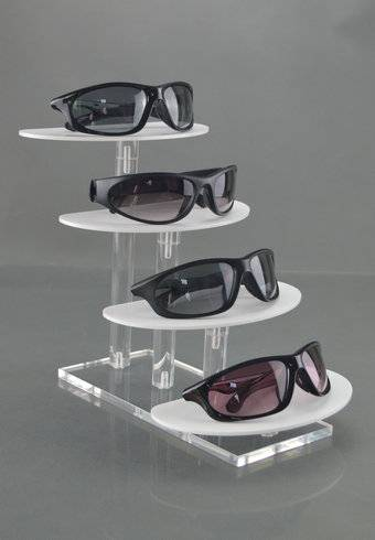 Acrylic Sunglasses Eyeglasses Display Show Stand Holder