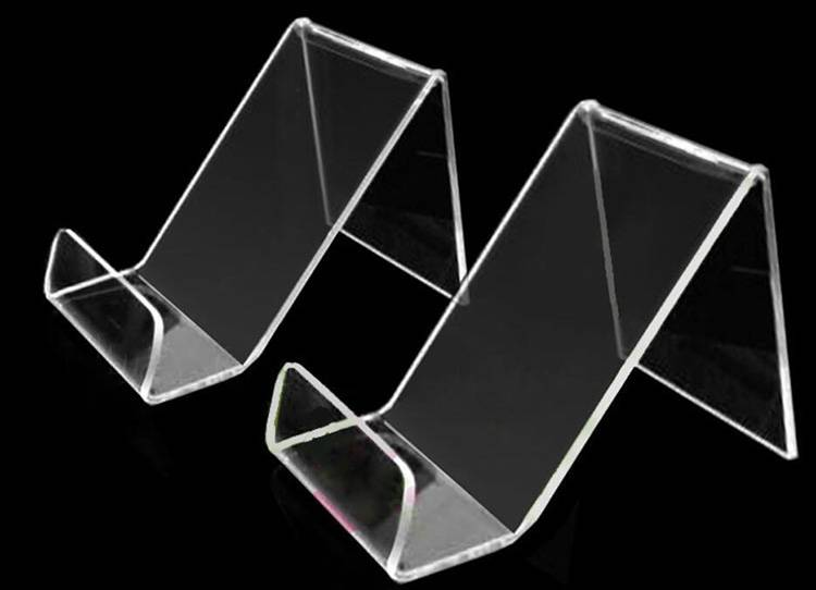 Acrylic Cellphone Display Stand Holder Mobile Phone Display Stand
