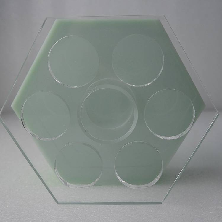 Acrylic Wine Glass Holder Display Stand XH05-4