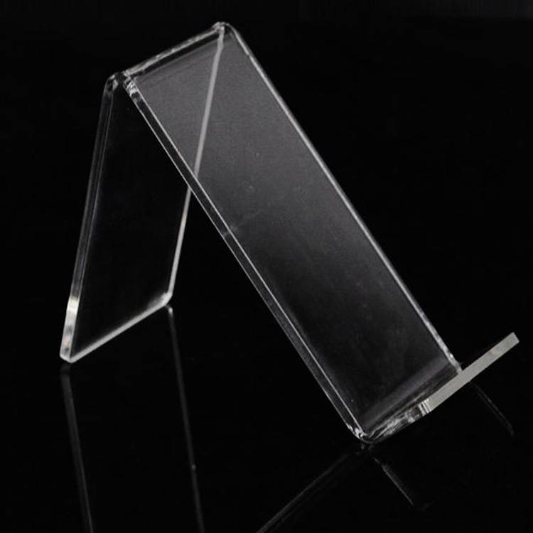 Clear Acrylic Display Rack Stand for Shoes Stand, Cellphone Mobile Phone