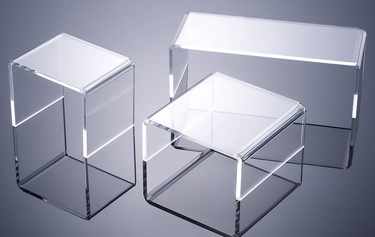 Clear Acrylic Riser Stand Display Collectible