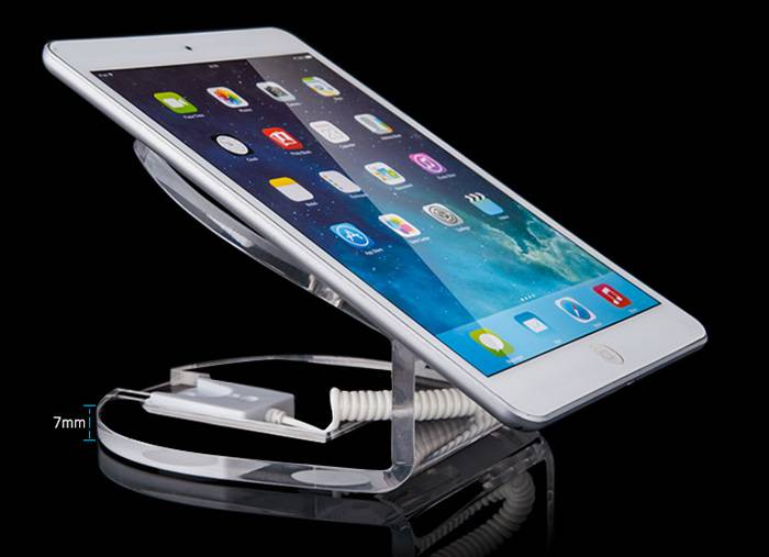 Clear Acrylic Tablet Display Holder for Cell Phone XH36-2