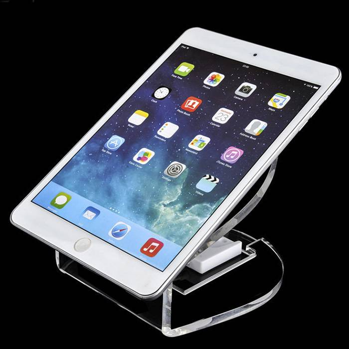 Clear Acrylic Tablet Display Holder for Cell Phone XH36