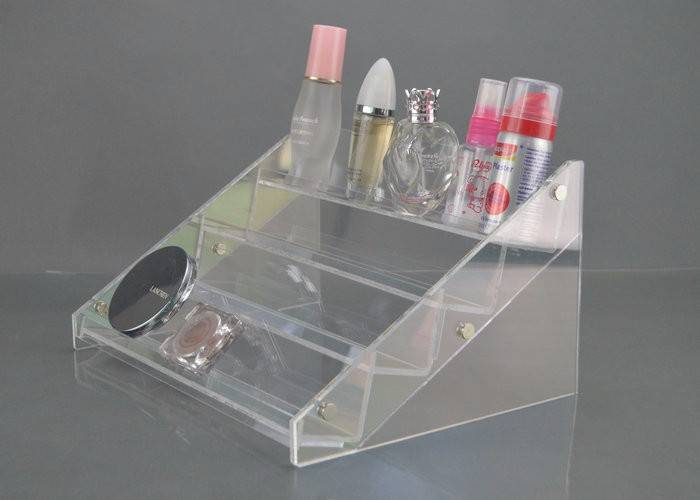 Countertop Acrylic Makeup Cosmetic Display, Lipstick Display Stand