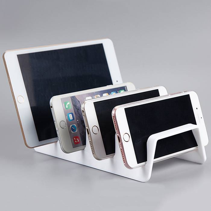 Multi Tiers U-type Mobile Cell Phone Display Stand