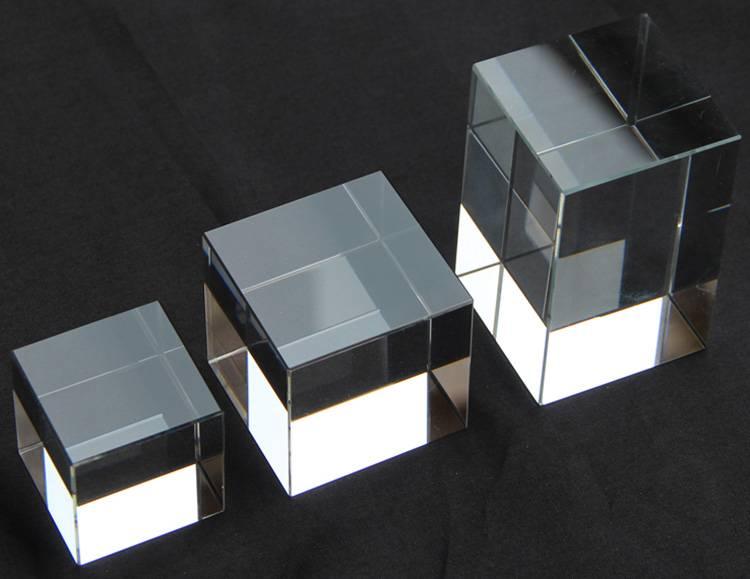 Portable Acrylic Riser Stand Solid Acrylic Riser Block XH0146-4