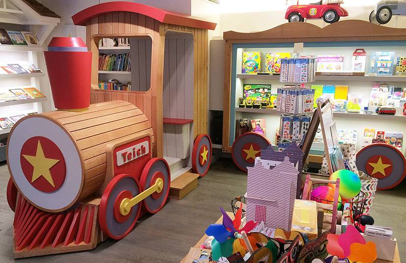 Retail Displays Ideas Kids Toys