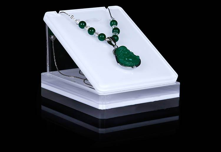 Retail Jewelry Necklaces Stand Holder and Organizer for Necklaces XH0056-3