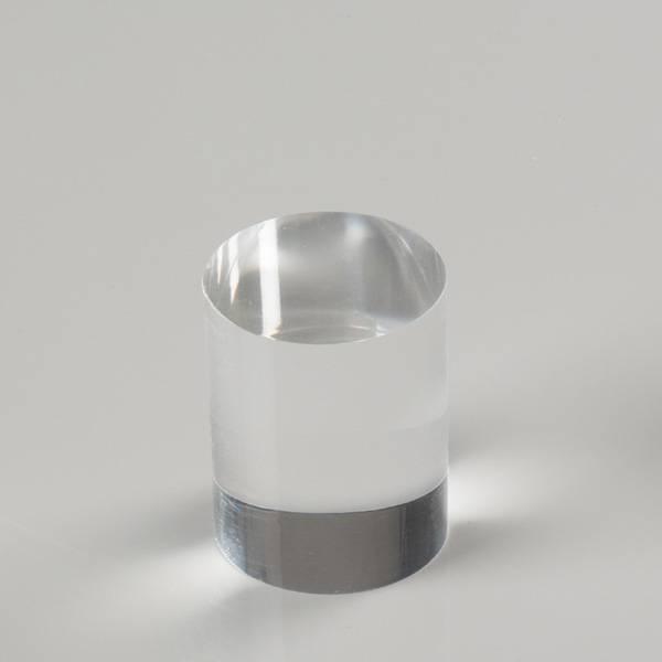 Solid Clear Acrylic Cylinder XH0145-5