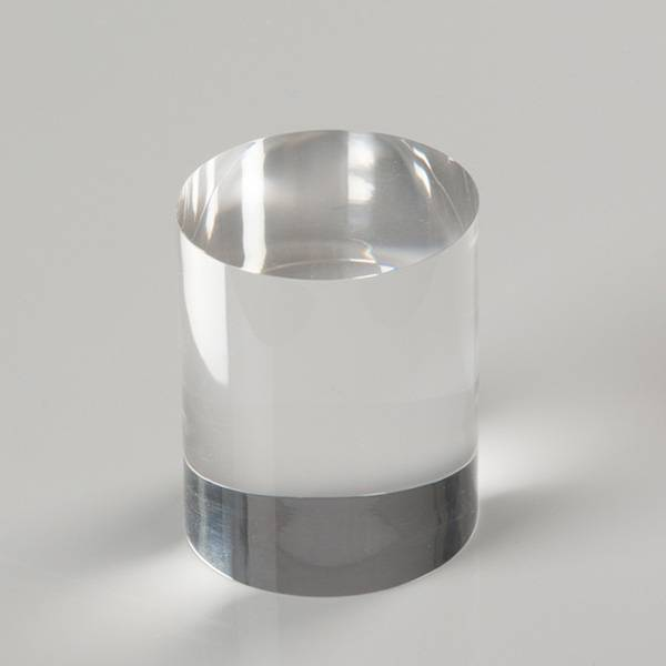 Solid Clear Acrylic Cylinder XH0145-6