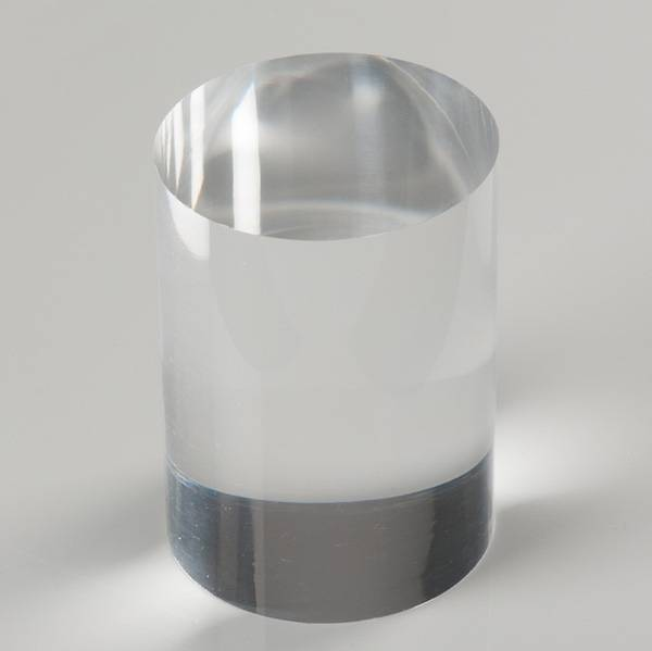 Solid Clear Acrylic Cylinder XH0145-7