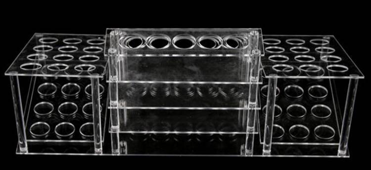 Tabletop Clear Large Cosmetic Organizer XH67-5