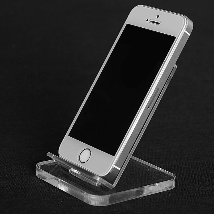 Universal Mobile Cell Phone Clear Acrylic Display Stand Mount Holder XH00221-4