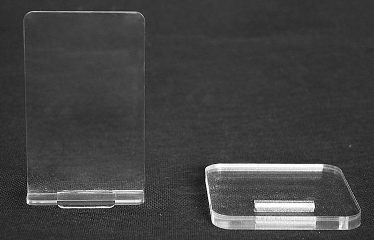 Universal Mobile Cell Phone Clear Acrylic Display Stand Mount Holder XH00221-7