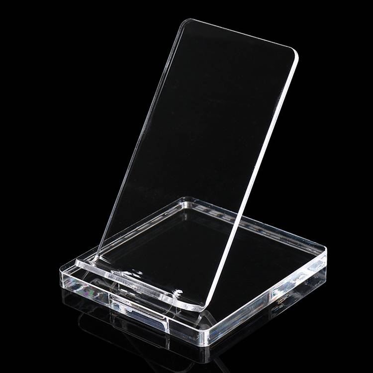 Universal Mobile Cell Phone Clear Acrylic Display Stand Mount Holder