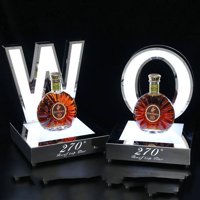 whisky bottle glorifier
