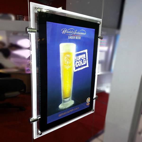 led beer sign