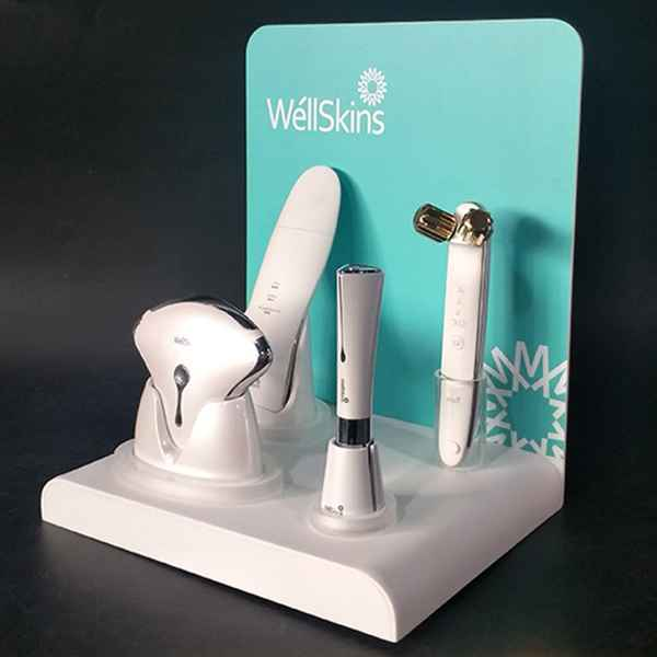 Beauty Devices Acrylic Display Stand