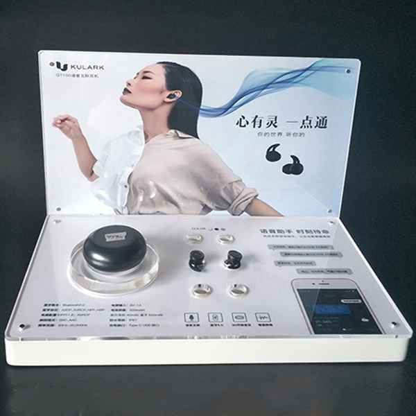 Bluetooth Headset Display Rack for Retail Store Display
