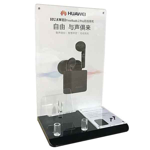 Bluetooth Headset Exhibition Stand Display Rack