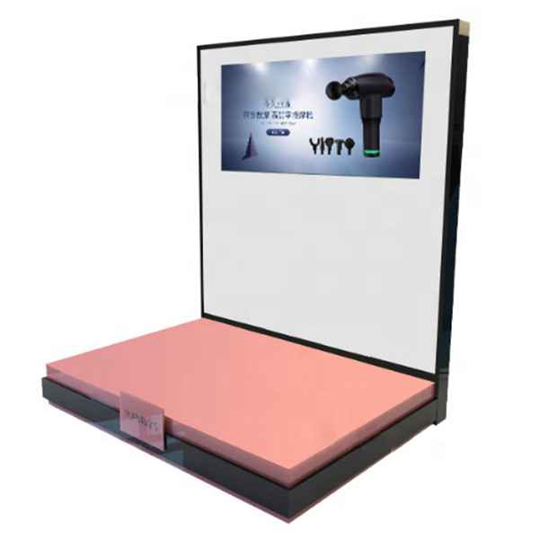 Countertop Acrylic Display Stand for Fascial Gun