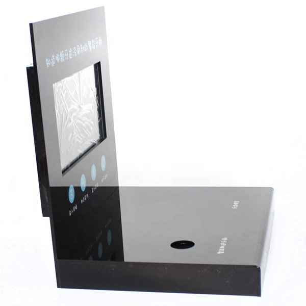 Electric Toothbrush LCD Display Stand